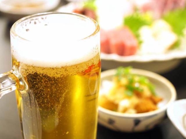 アルコールの写真